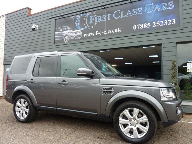 2014 14 LAND ROVER DISCOVERY 3.0 SDV6 XS 5d 255 BHP AUTO