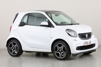 2016 SMART FORTWO COUPE}