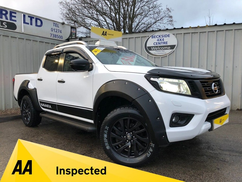 USED 2016 66 NISSAN NAVARA 2.3 DCI TEKNA 4X4 SHR DCB 190 BHP NO VAT AA INSPECTED. FINANCE. WARRANTY. HIGH SPEC. LOW MILEAGE. NO VAT. MANY EXTRAS