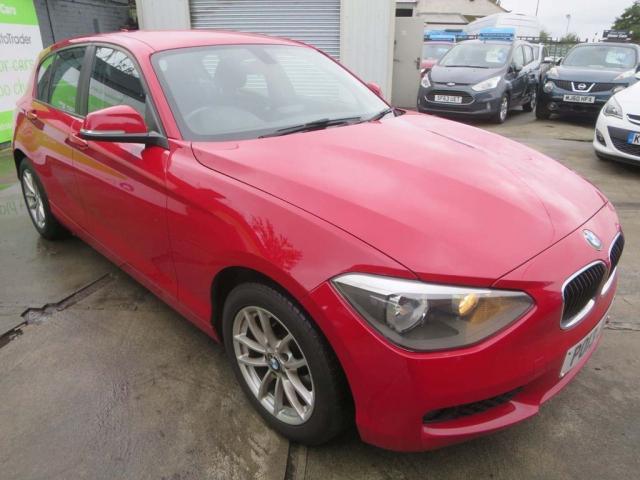 2013 13 BMW 1 SERIES 2.0 116D SE 5d 114 BHP