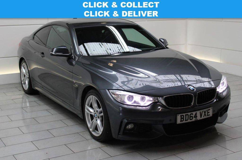 USED 2014 64 BMW 4 SERIES 3.0 430d M Sport