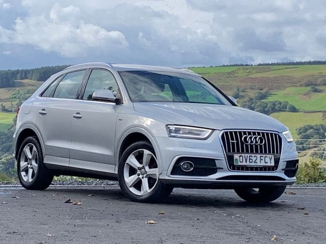 View our AUDI Q3