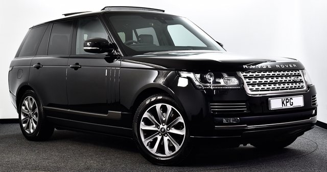 USED 2017 67 LAND ROVER RANGE ROVER 3.0 TD V6 Vogue Auto 4WD (s/s) 5dr £7k Extra's, Pan Roof, D/Steps
