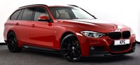 """USED 2017 67 BMW 3 SERIES 3.0 335d M Sport Touring Auto xDrive (s/s) 5dr MPerformance Pk, Camera, 20""""s"""