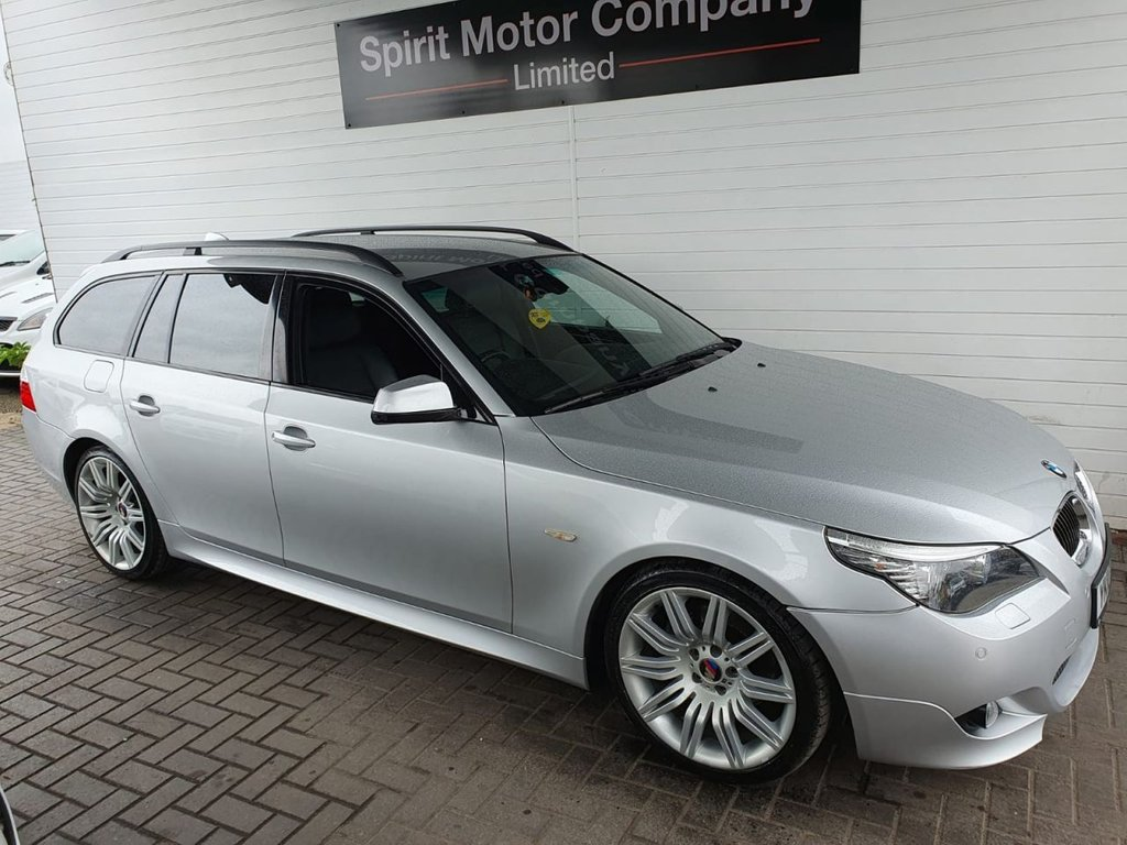 2010 Bmw 5 Series 530d M Sport Business Edition Touring
