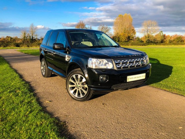 2012 12 LAND ROVER FREELANDER 2 2.2 SD4 HSE 5d 190 BHP (FREE 2 YEAR WARRANTY)