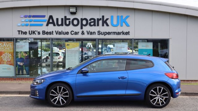 USED 2014 64 VOLKSWAGEN SCIROCCO 2.0 GT TDI BLUEMOTION TECHNOLOGY DSG 2d 150 BHP . LOW DEPOSIT OR NO DEPOSIT FINANCE AVAILABLE . COMES USABILITY INSPECTED WITH 30 DAYS USABILITY WARRANTY + LOW COST 12 MONTHS ESSENTIALS WARRANTY AVAILABLE FOR ONLY £199 . ALWAYS DRIVING DOWN PRICES . BUY WITH CONFIDENCE . OVER 1000 GENUINE GREAT REVIEWS OVER ALL PLATFORMS FROM GOOD HONEST CUSTOMERS YOU CAN TRUST .
