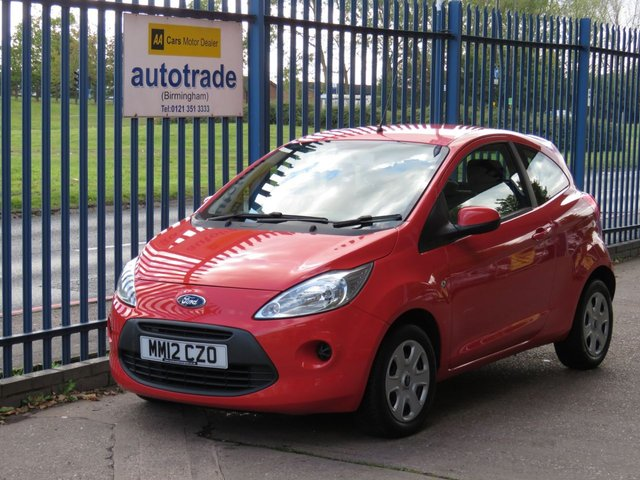 USED 2012 12 FORD KA KA EDGE 1.2 £30 TAX, ULEZ COMPLIANT, AIR CON LOW MILES, £30 TAX, LOW INSURANCE, PERFECT 1ST CAR, SERVICE HISTORY, AIR CONDITIONING, CENTRAL LOCKING, CD RADIO, ABS