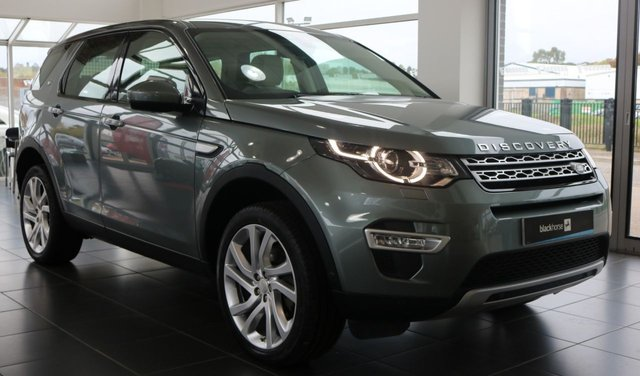 2014 64 LAND ROVER DISCOVERY SPORT 2.2 SD4 HSE LUXURY 5d 190 BHP