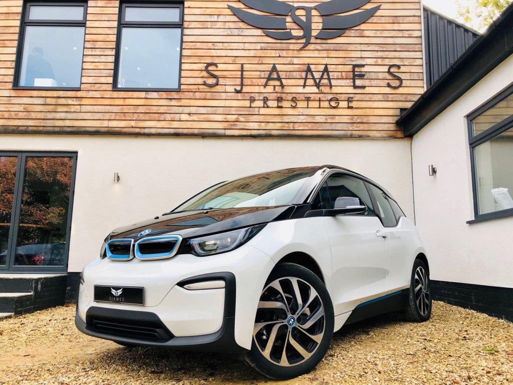 USED 2018 68 BMW I3 0.6 I3 5d AUTO 168 BHP