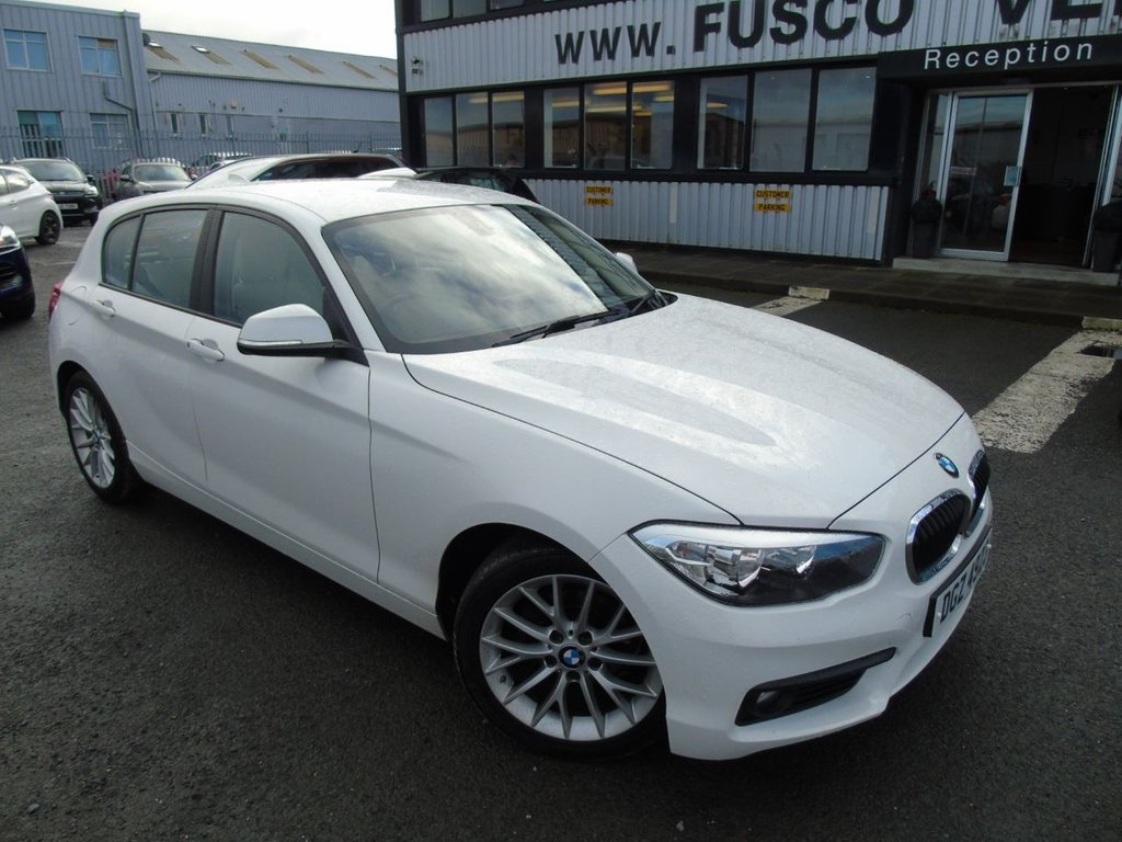 USED 2016 BMW 1 SERIES 1.5 116D SE 5d 114 BHP £212 a month, T&Cs apply.
