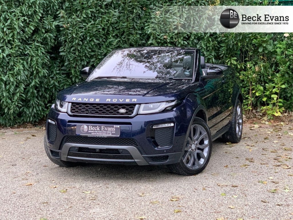 USED 2016 66 LAND ROVER RANGE ROVER EVOQUE 2.0 TD4 HSE DYNAMIC LUX 3d 177 BHP