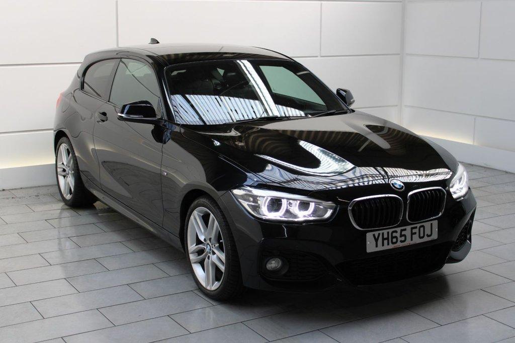 USED 2015 65 BMW 1 SERIES 2.0 120d M Sport Auto (start/stop)