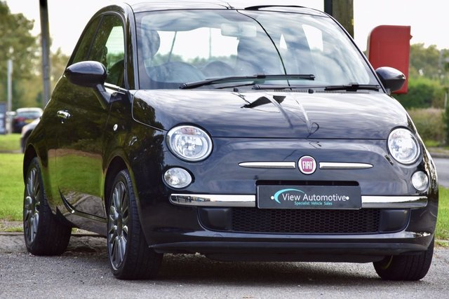 2014 14 FIAT 500 1.2 CULT LIMITED EDITION PAN ROOF