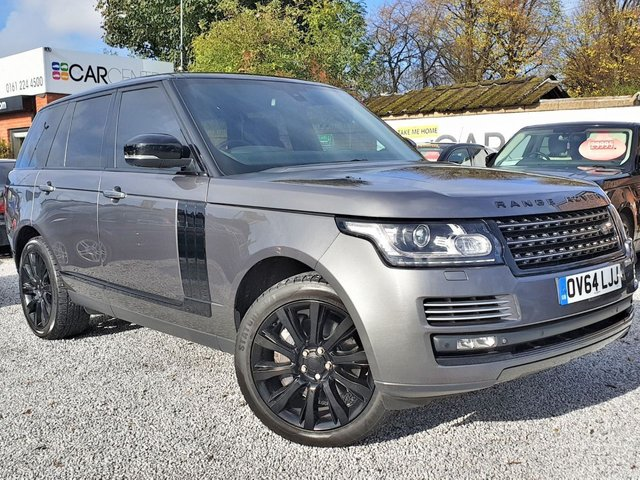 USED 2014 64 LAND ROVER RANGE ROVER 4.4 SDV8 AUTOBIOGRAPHY 5d 339 BHP 2 PREVIOUS OWNERS + FULL SPEC