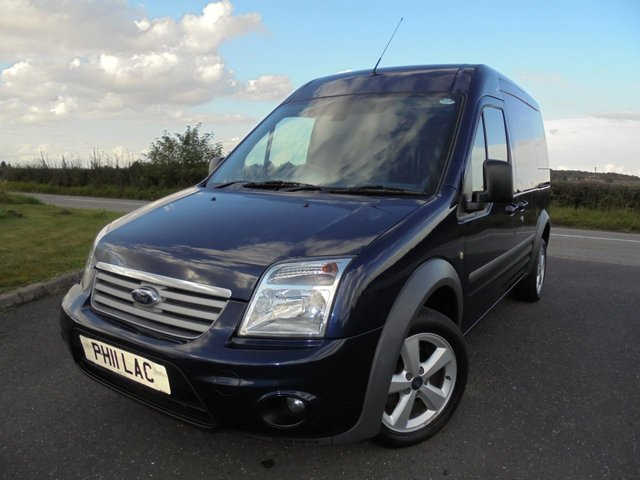 2013 63 FORD TRANSIT CONNECT 1.8 T230 LIMITED HR VDPF 109 BHP