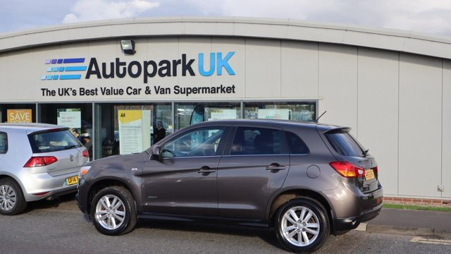 USED 2013 63 MITSUBISHI ASX 1.6 3 5d 115 BHP . LOW DEPOSIT OR NO DEPOSIT FINANCE AVAILABLE . COMES USABILITY INSPECTED WITH 30 DAYS USABILITY WARRANTY + LOW COST 12 MONTHS ESSENTIALS WARRANTY AVAILABLE FOR ONLY £199 . ALWAYS DRIVING DOWN PRICES . BUY WITH CONFIDENCE . OVER 1000 GENUINE GREAT REVIEWS OVER ALL PLATFORMS FROM GOOD HONEST CUSTOMERS YOU CAN TRUST .