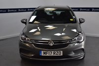 USED 2017 17 VAUXHALL ASTRA 1.6 TECH LINE CDTI 5d 110 BHP (SAT NAV - 1 OWNER - BLUETOOTH)