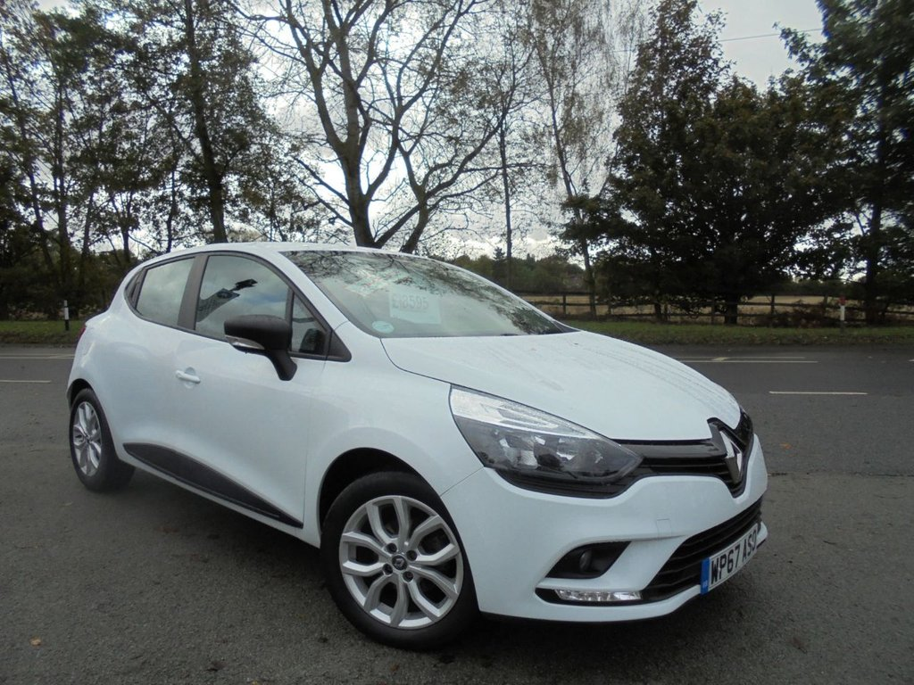 USED 2017 67 RENAULT CLIO 1.1 PLAY 5d 73 BHP