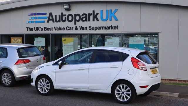 USED 2017 17 FORD FIESTA 1.5 TITANIUM TDCI 5d 74 BHP . LOW DEPOSIT OR NO DEPOSIT FINANCE AVAILABLE . COMES USABILITY INSPECTED WITH 30 DAYS USABILITY WARRANTY + LOW COST 12 MONTHS ESSENTIALS WARRANTY AVAILABLE FOR ONLY £199 . ALWAYS DRIVING DOWN PRICES . BUY WITH CONFIDENCE . OVER 1000 GENUINE GREAT REVIEWS OVER ALL PLATFORMS FROM GOOD HONEST CUSTOMERS YOU CAN TRUST .