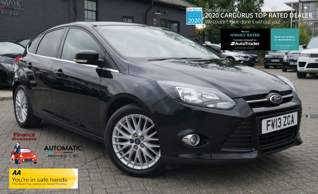 USED 2013 13 FORD FOCUS 1.0 ZETEC 5d 124 BHP 2013 FROD FOCUS, 1 FORMER KEEPER, FRESH MOT, BLUETOOTH, USB/AUX.