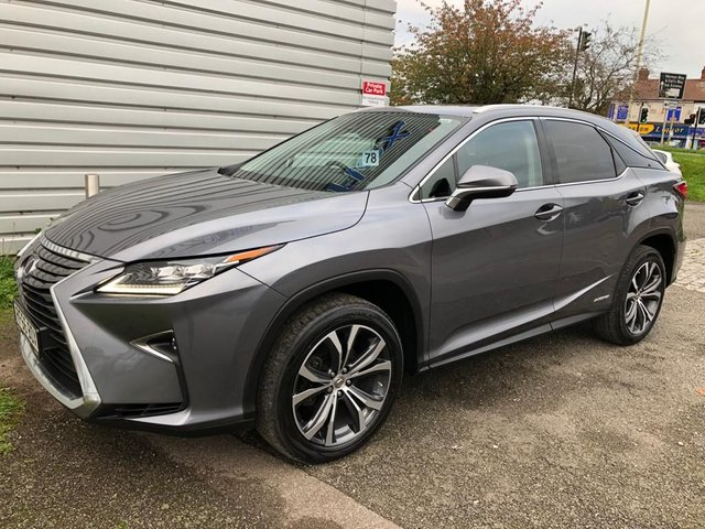 View our LEXUS RX