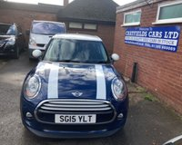 2015 MINI HATCH COOPER 1.5 COOPER D 5d 114 BHP £8290.00