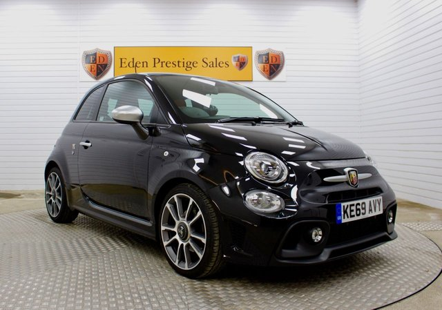 USED 2020 69 ABARTH 500 1.4 595 TURISMO 3d 162 BHP