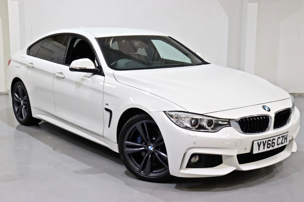 2016 Bmw 4 Series 420d M Sport Gran Coupe 19 480