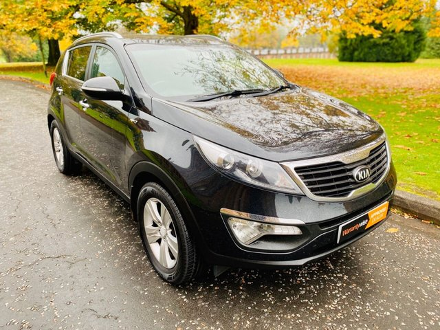 Used Kia Cars In Dumfries From Hek Car Sales Servicing