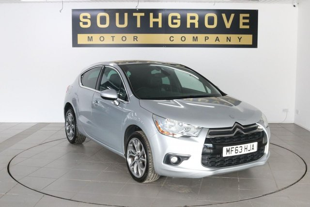 USED 2013 63 CITROEN DS4 1.6 DSTYLE 5d 118 BHP
