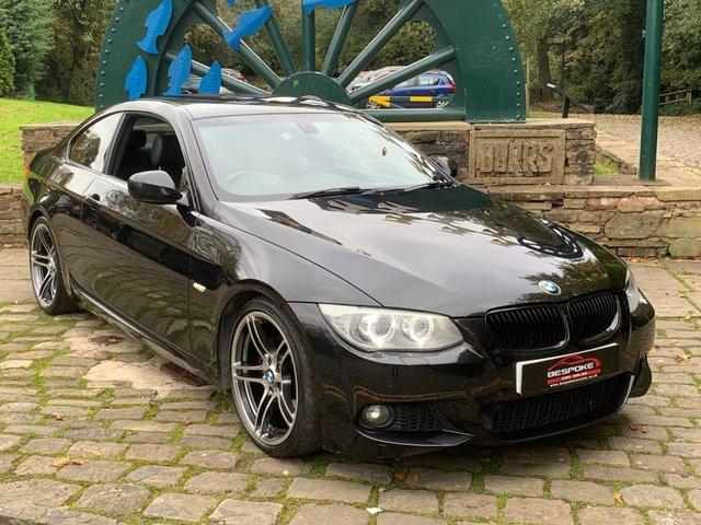 2010 60 BMW 3 SERIES 3.0 325D M SPORT 2d 202 BHP