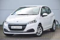 USED 2016 66 PEUGEOT 208 1.2 ACTIVE 5d 82 BHP DAB - BLUETOOTH - CAR PLAY