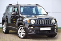 USED 2016 66 JEEP RENEGADE 1.6 M-JET LONGITUDE 5d 118 BHP SAT NAV - BLUETOOTH - DAB