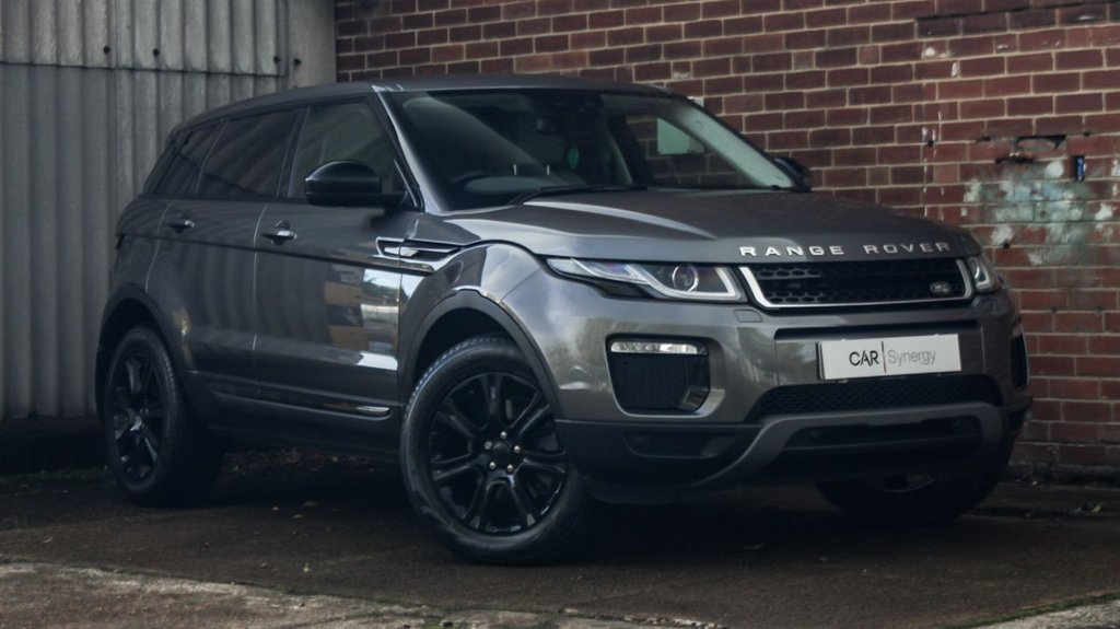 USED 2017 67 LAND ROVER RANGE ROVER EVOQUE 2.0 TD4 SE TECH 5d 177 BHP