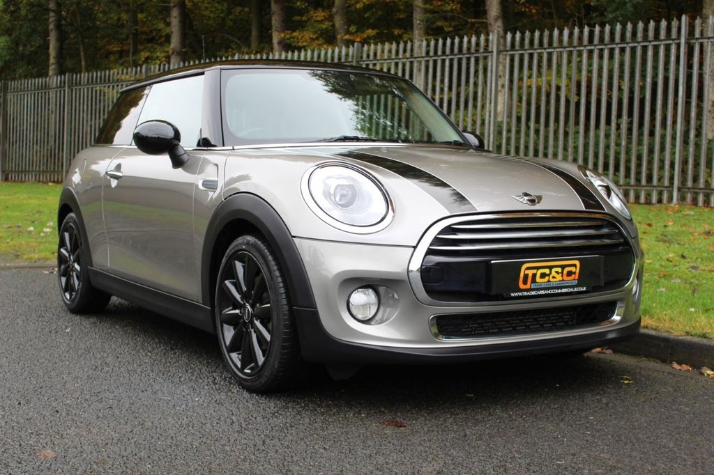 USED 2016 66 MINI HATCH COOPER 1.5 COOPER 3d 134 BHP A LOVELY LOW MILEAGE MINI WITH GREAT SPECIFICATION, LOW OWNERS AND FULL SERVICE HISTORY!!!