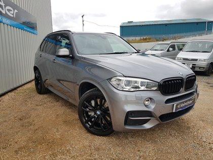 USED 2016 66 BMW X5 3.0 M50D 5d 376 BHP