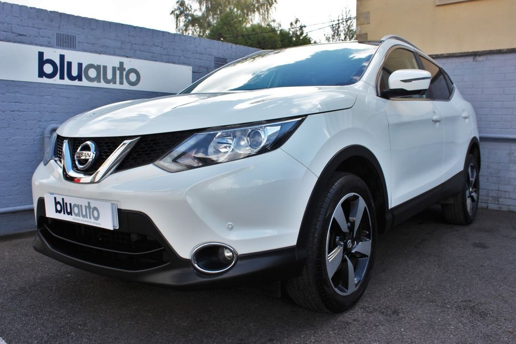 USED 2016 16 NISSAN QASHQAI 1.5 DCI N-TEC PLUS 5d 108 BHP Full Service History, Huge Specification, Excellent Condition, Low Running Costs