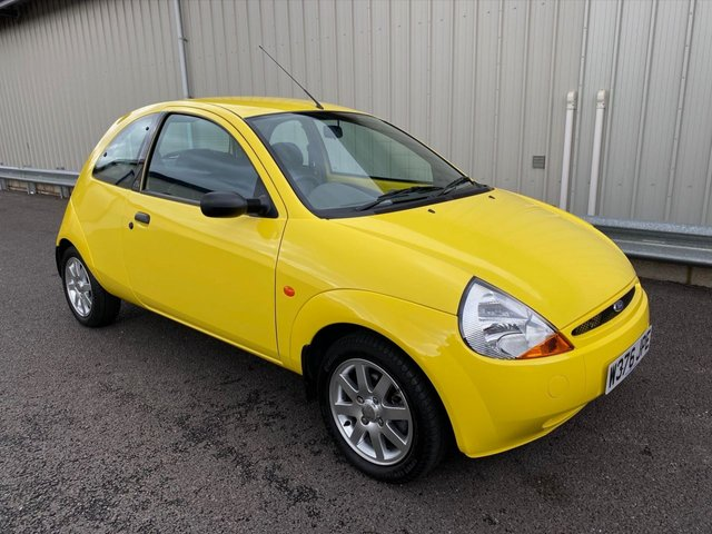 2000 W FORD KA 1.3 59 BHP MILLENNIUM LIMITED EDITION