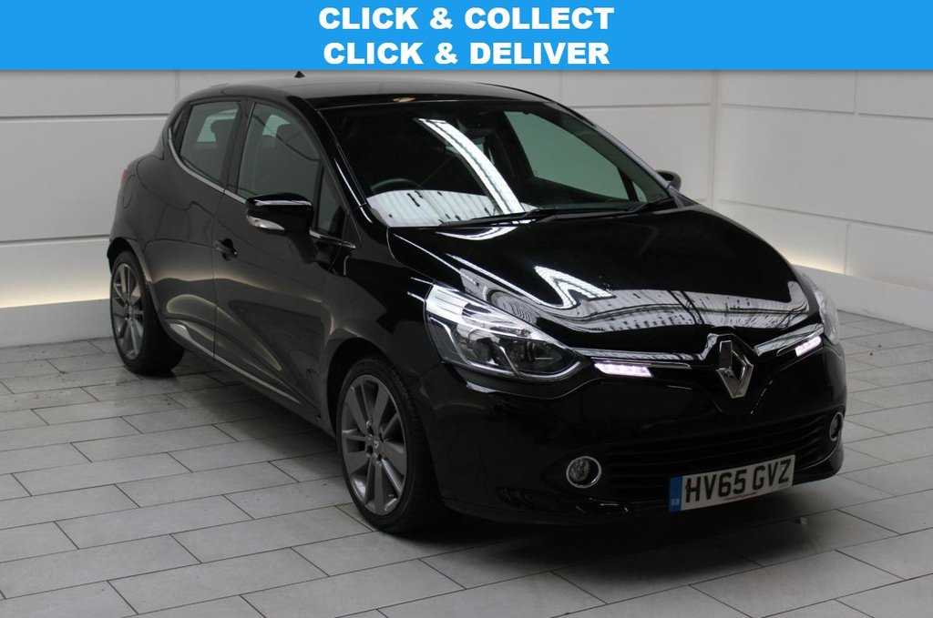 USED 2015 65 RENAULT CLIO 0.9 TCe Dynamique S Nav (start/stop)