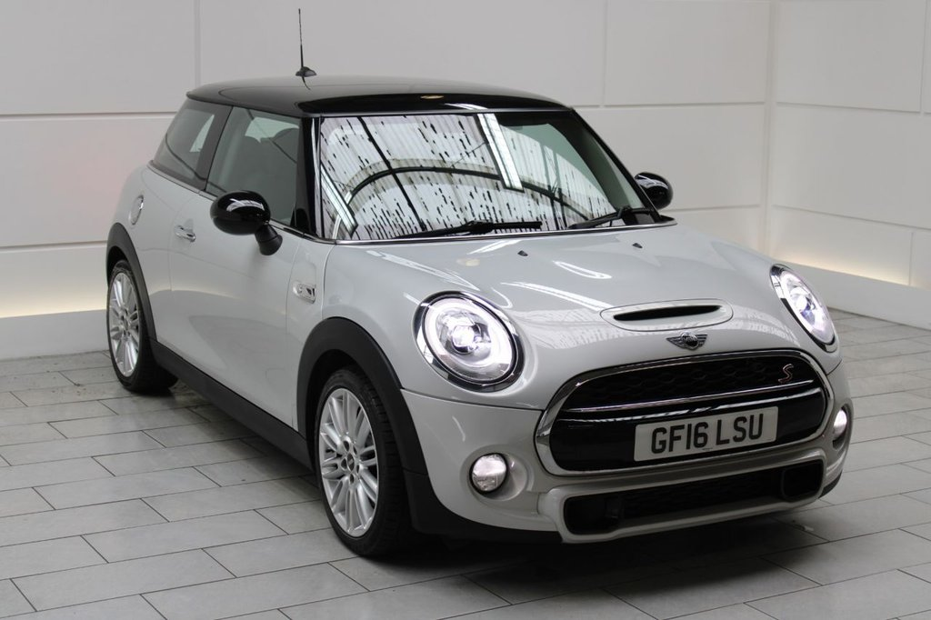 USED 2016 16 MINI HATCH COOPER 2.0 Cooper SD Auto [CHILI PACK]