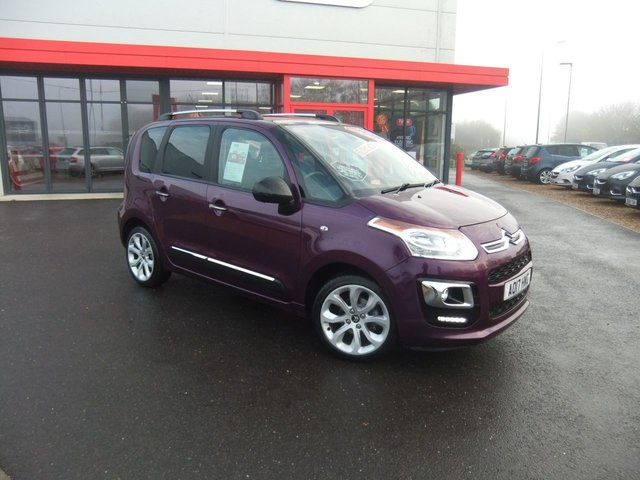 USED 2017 17 CITROEN C3 PICASSO 1.6 BLUEHDI PLATINUM PICASSO 5d 98 BHP *****12 Months Warranty*****