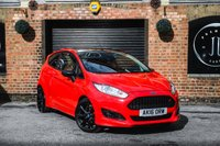 USED 2016 R FORD FIESTA 1.0 ZETEC S RED EDITION 3d 139 BHP
