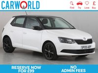 USED 2017 17 SKODA FABIA 1.2 COLOUR EDITION TSI 5d 89 BHP 1 OWNER | BLUETOOTH | DAB | AC