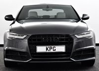 USED 2017 17 AUDI A6 SALOON 2.0 TDI ultra Black Edition S Tronic (s/s) 4dr Technology Pack, BOSE, LED's +