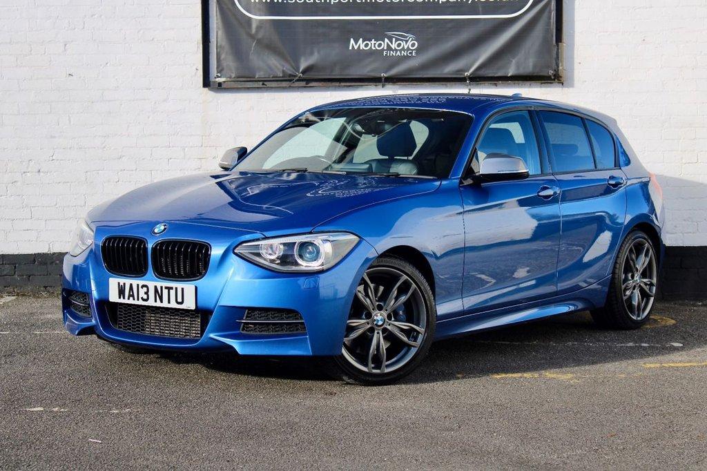 USED 2013 13 BMW 1 SERIES 3.0 M135I 5d 316 BHP