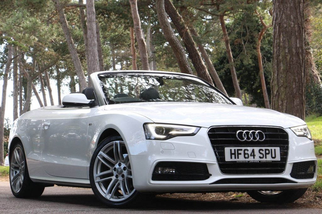 2014 Audi A5 Tdi S Line Special Edition 12 695