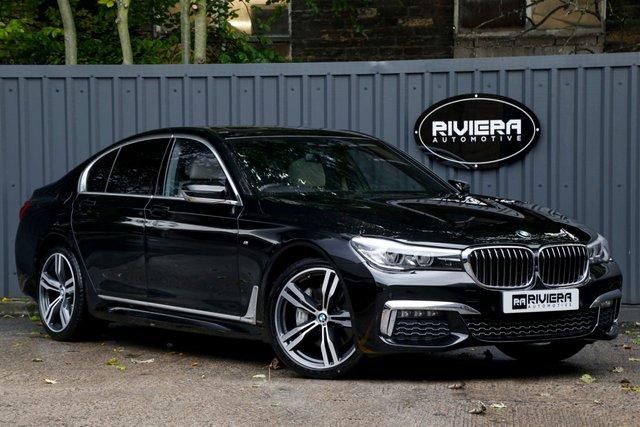 2018 67 BMW 7 SERIES 3.0 740D XDRIVE M SPORT 4d 315 BHP