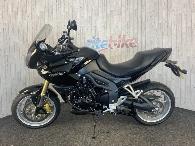 TRIUMPH TIGER 1050 at Rite Bike