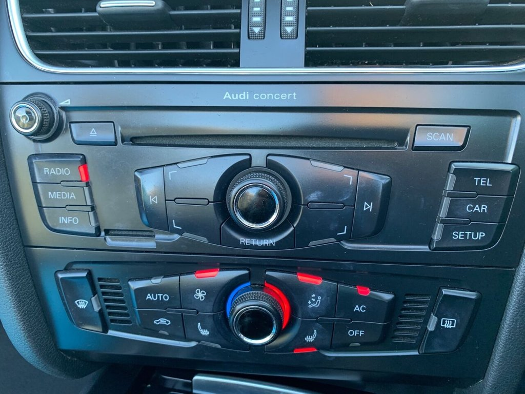 USED 2010 10 AUDI A5 2.0 TFSI 2d 208 BHP